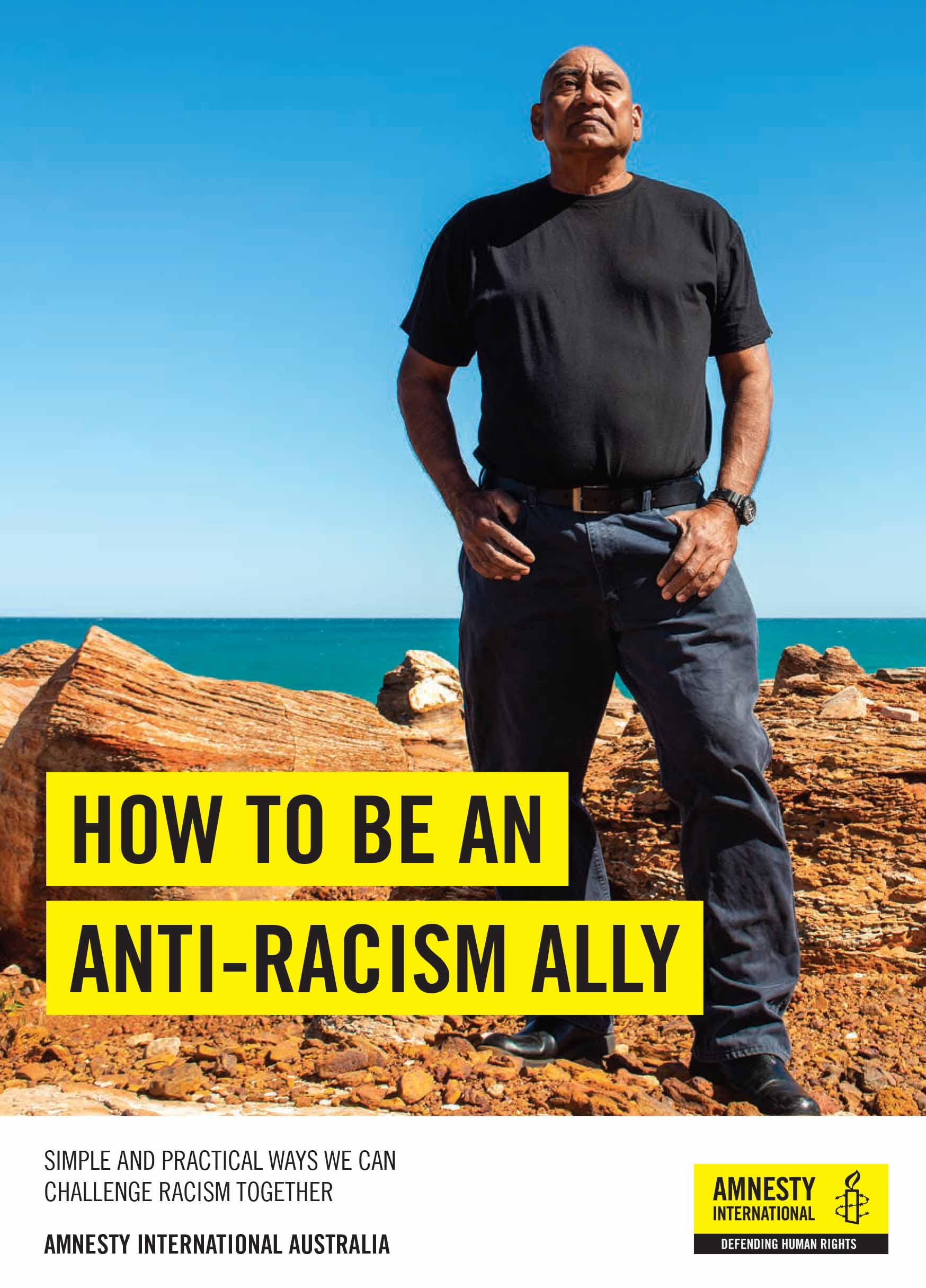 Ally guide front cover